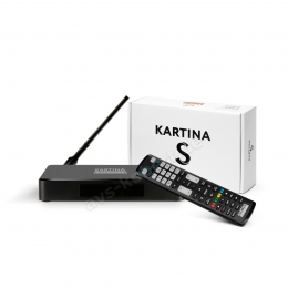 Kartina S, EU Satellite, LAN/WLAN(WiFi)