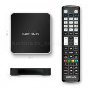 Kartina X, EU, LAN/WLAN(WiFi)
