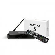 Kartina S, EU Satellite, LAN/WLAN(WiFi)